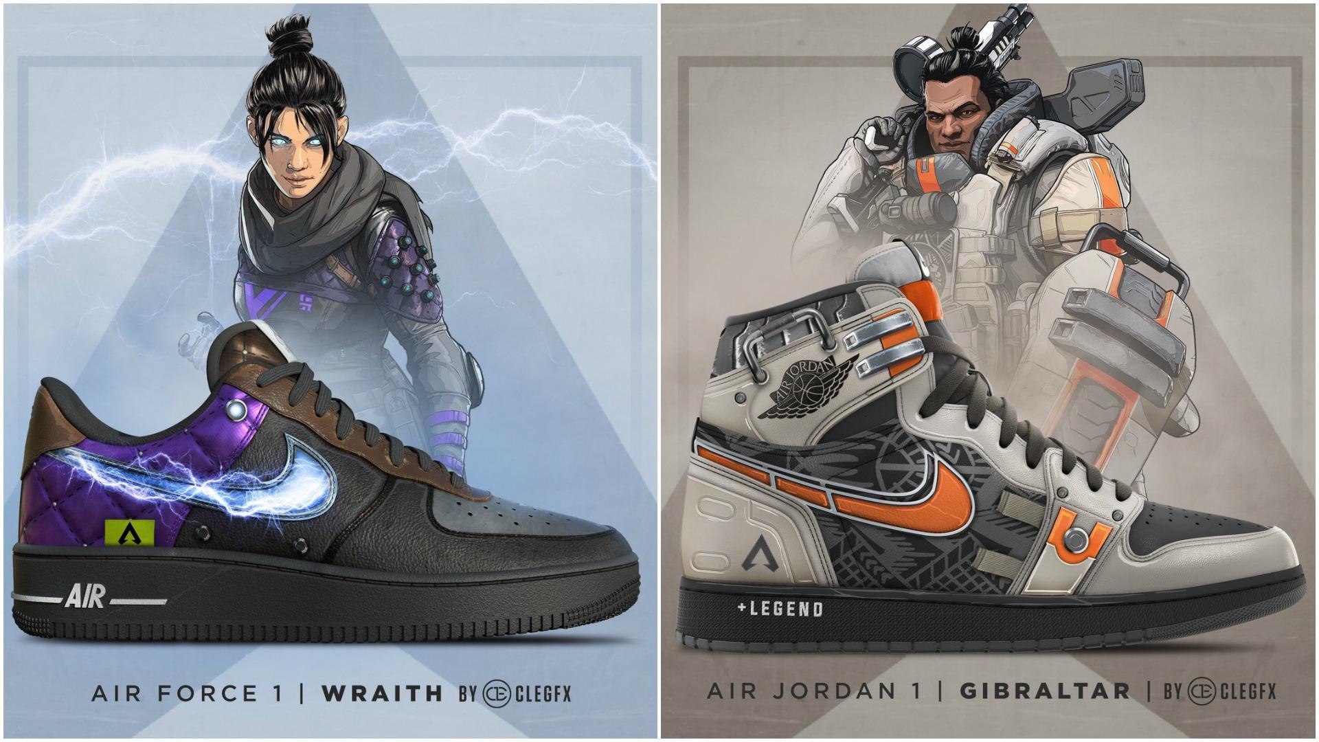 Les chaussures que tout le monde veut. |