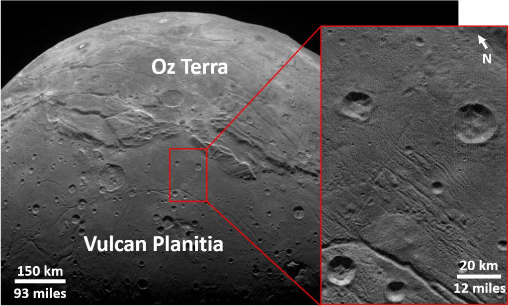Cette photo d'un satellite de Pluton pourrait changer notre vision du système solaire