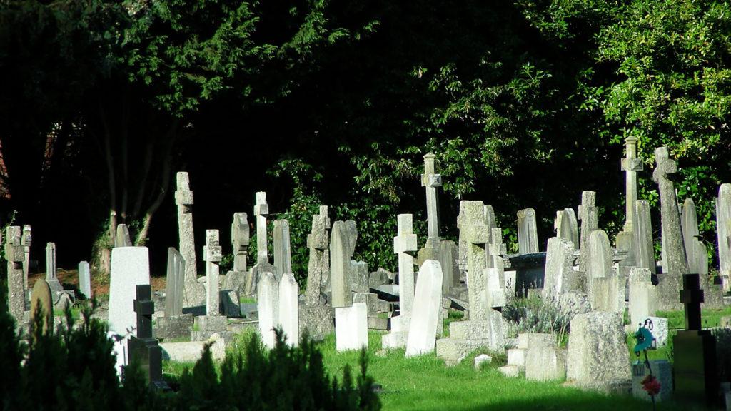 Cimetière de Wolvercote