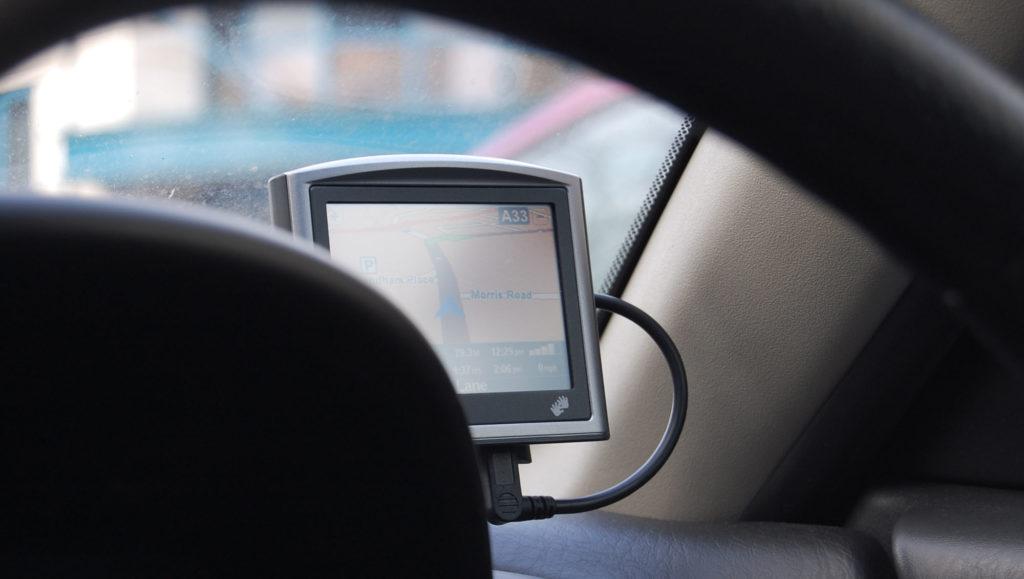 GPS embarqué boîtier