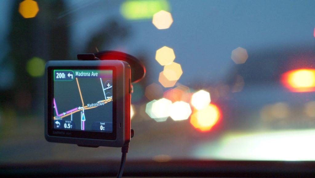 GPS navigation géolocalisation positionnement