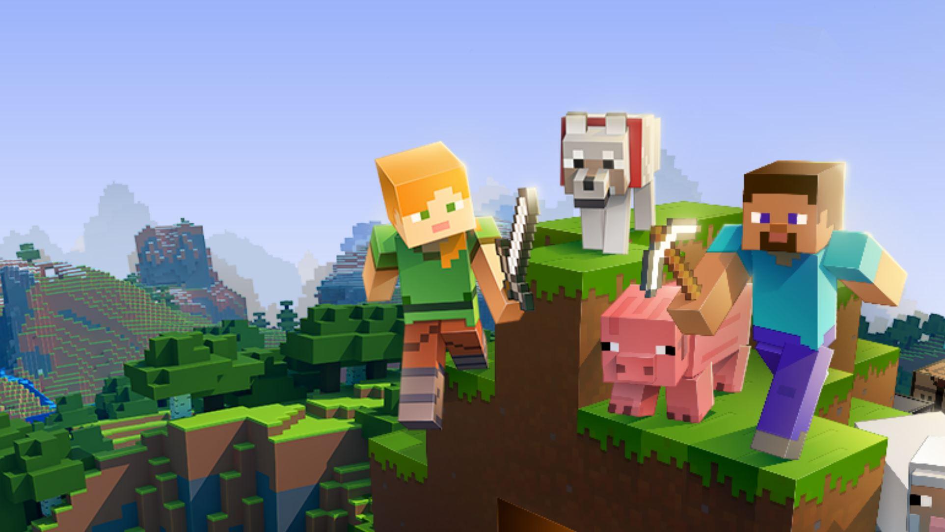 Eh oui, des millions de gens continuent de jouer à Minecraft