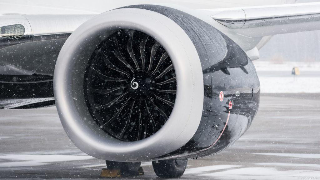 moteur 737 Max 8 avion