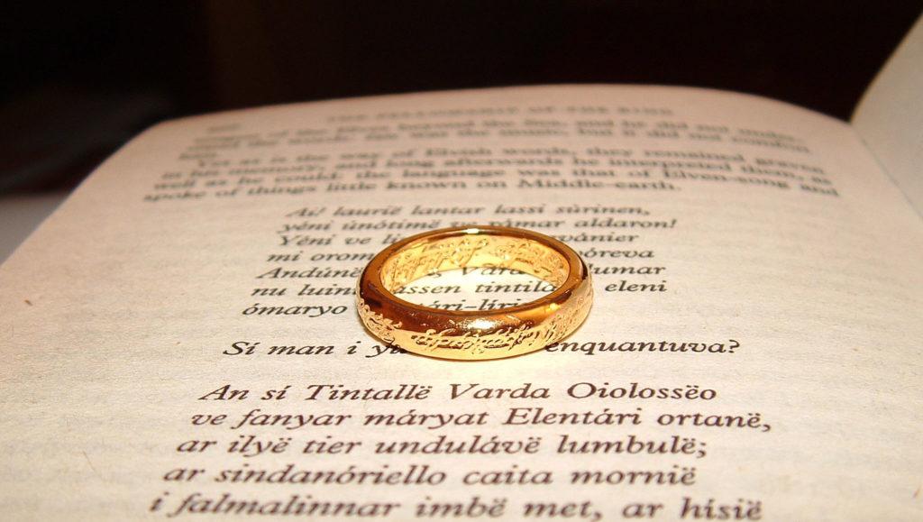 Seigneur des anneaux Tolkien