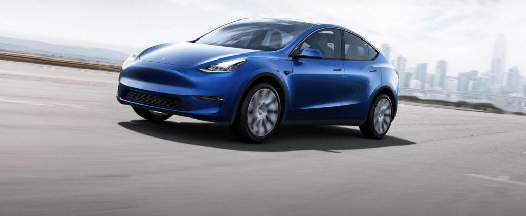 Le Tesla Model Y est officiel: tout savoir sur le nouveau SUV compact électrique imaginé par Elon Musk