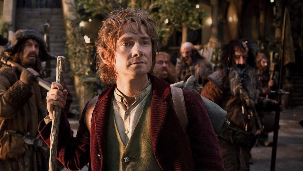 The Hobbit Bilbon