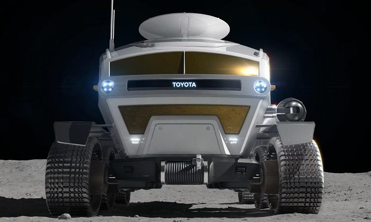 Toyota concept rover