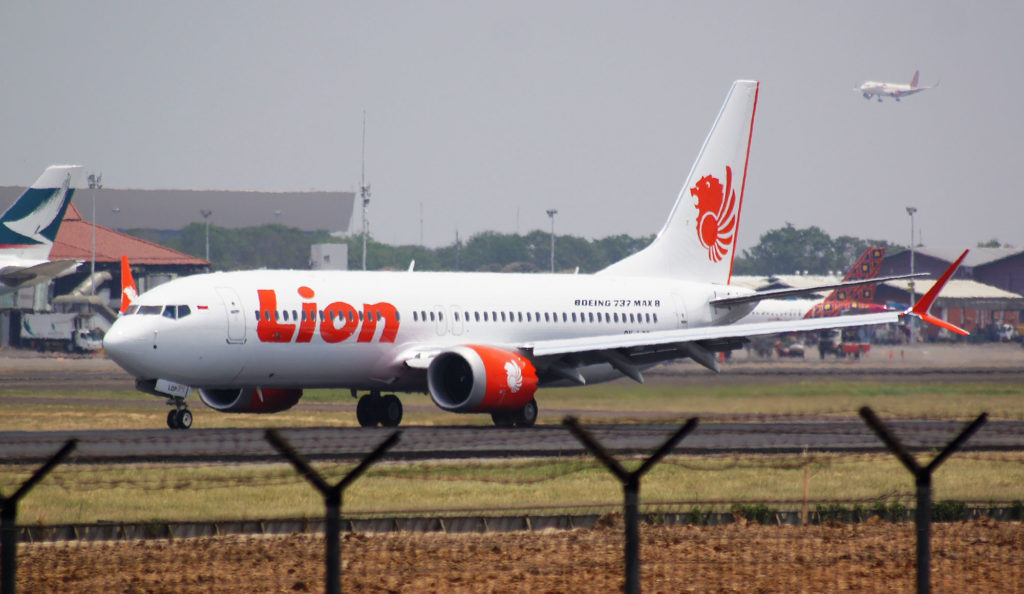 Vol 610 Lion Air