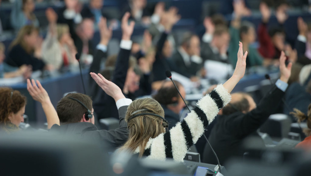 vote parlement européen