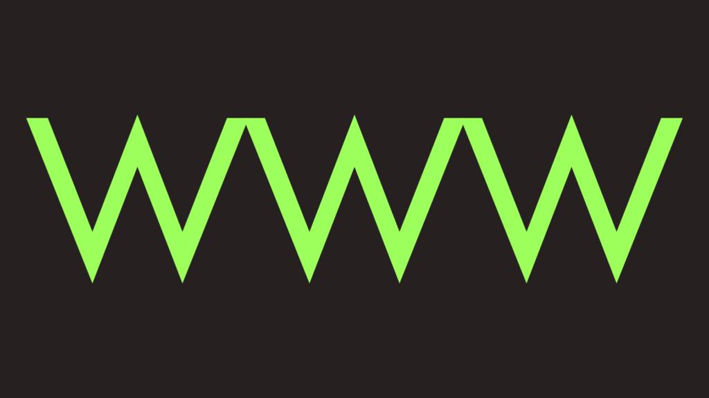 www web lien hypertexte