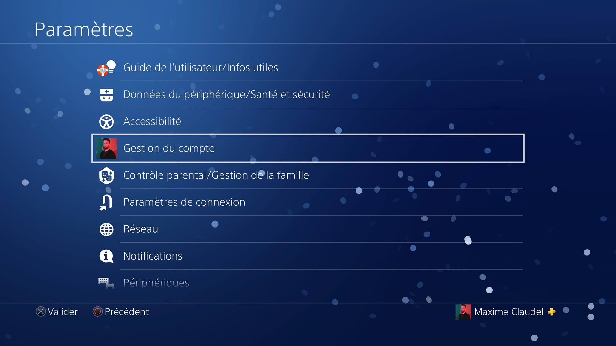 Playstation 4 Comment Changer Son Pseudo Playstation