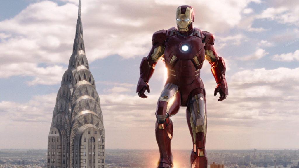 Armure Iron Man