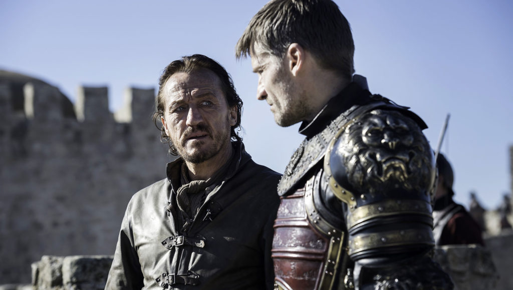 Bronn JaimeBronn Jaime game of thrones
