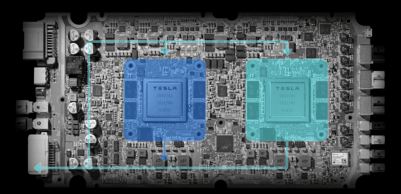 Nvidia dit poliment à Tesla que son ordinateur maison pour voiture autonome est à la ramasse