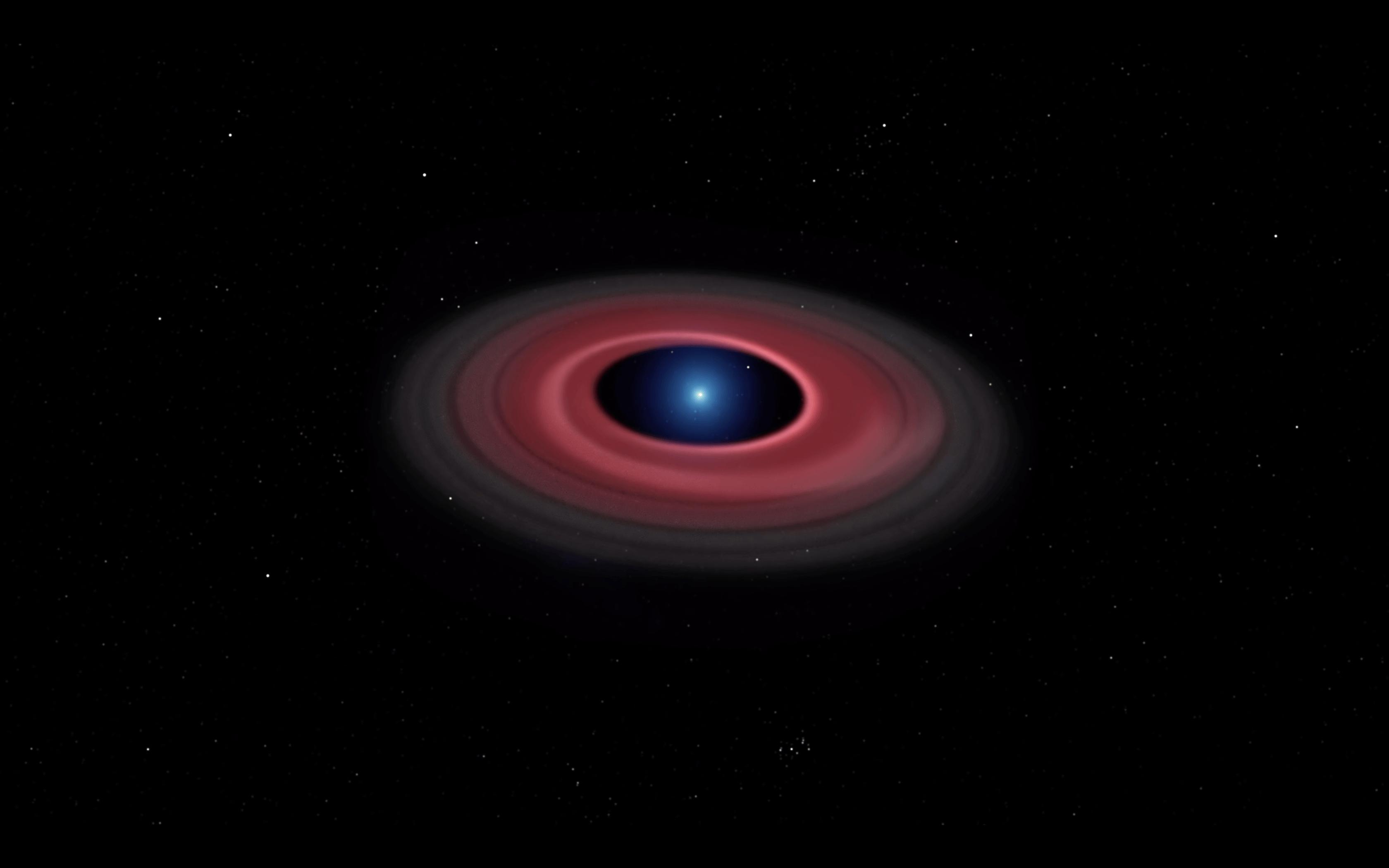 À quoi ressemblera notre système solaire après sa mort ? L'histoire de cette planète badass apporte des réponses