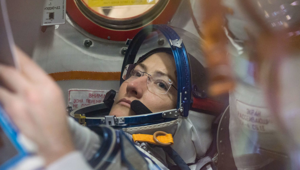 Christina Hammock-Koch astronaute