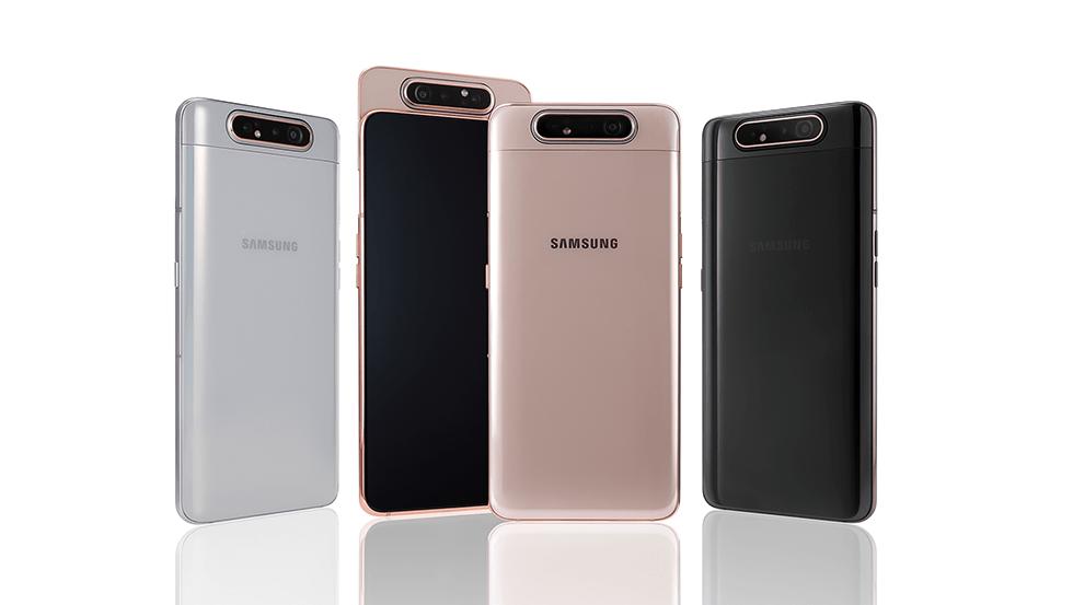 Tiroir coulissant et triple capteur rotatif : Samsung ne veut vraiment pas de l'encoche