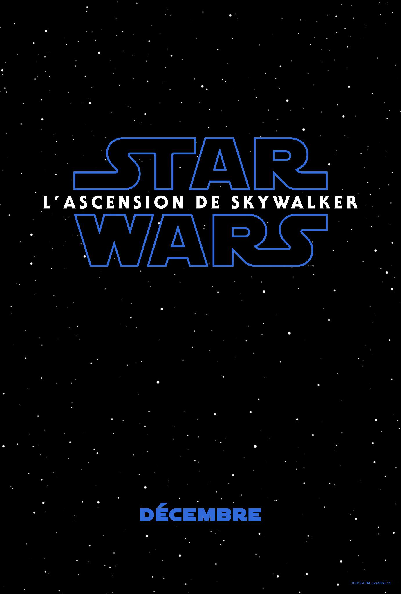 L'Ascension de Skywalker : que nous apprend le titre français du prochain Star Wars ?