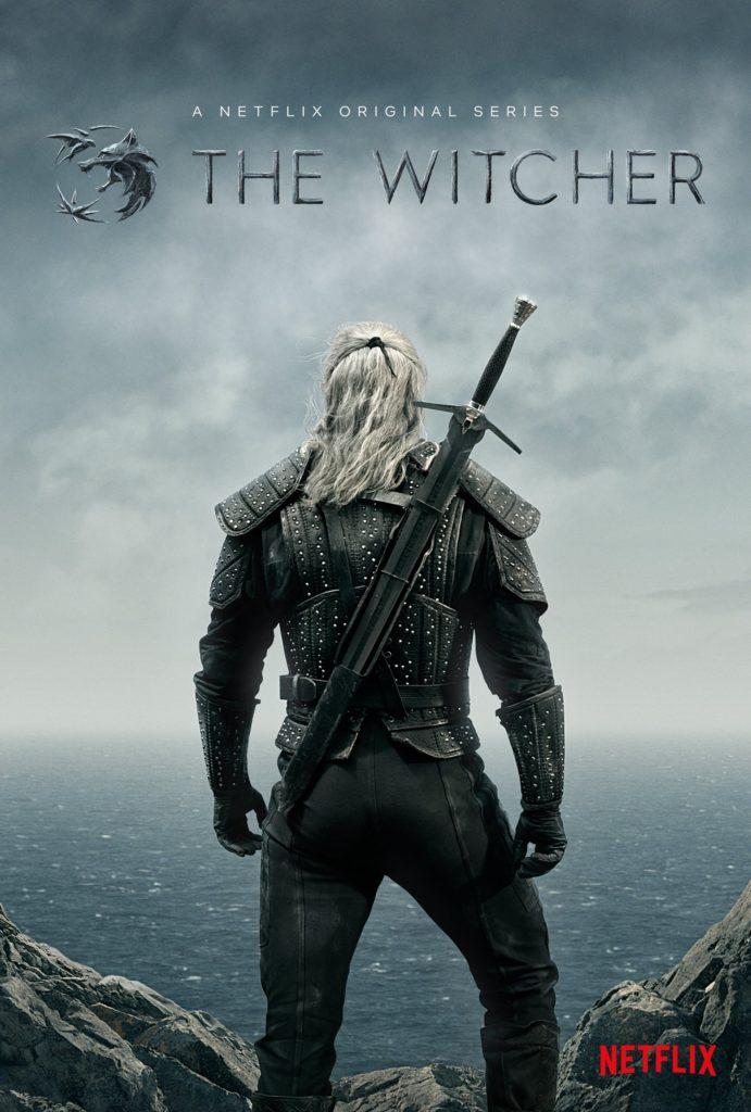 Geralt de Riv witcher