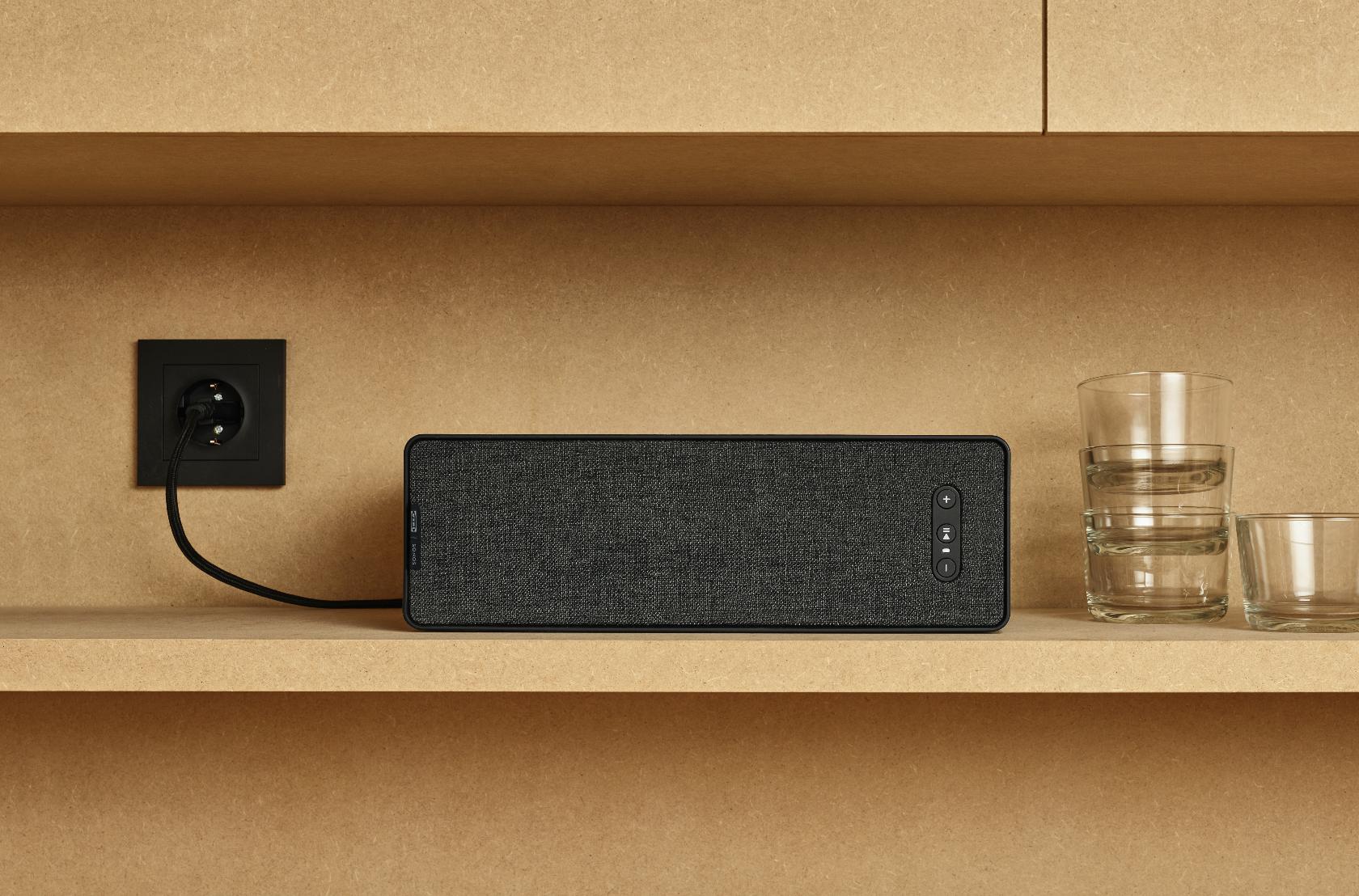 L'intégration parfaite ? Ikea et Sonos lancent une lampe équipée d'une enceinte