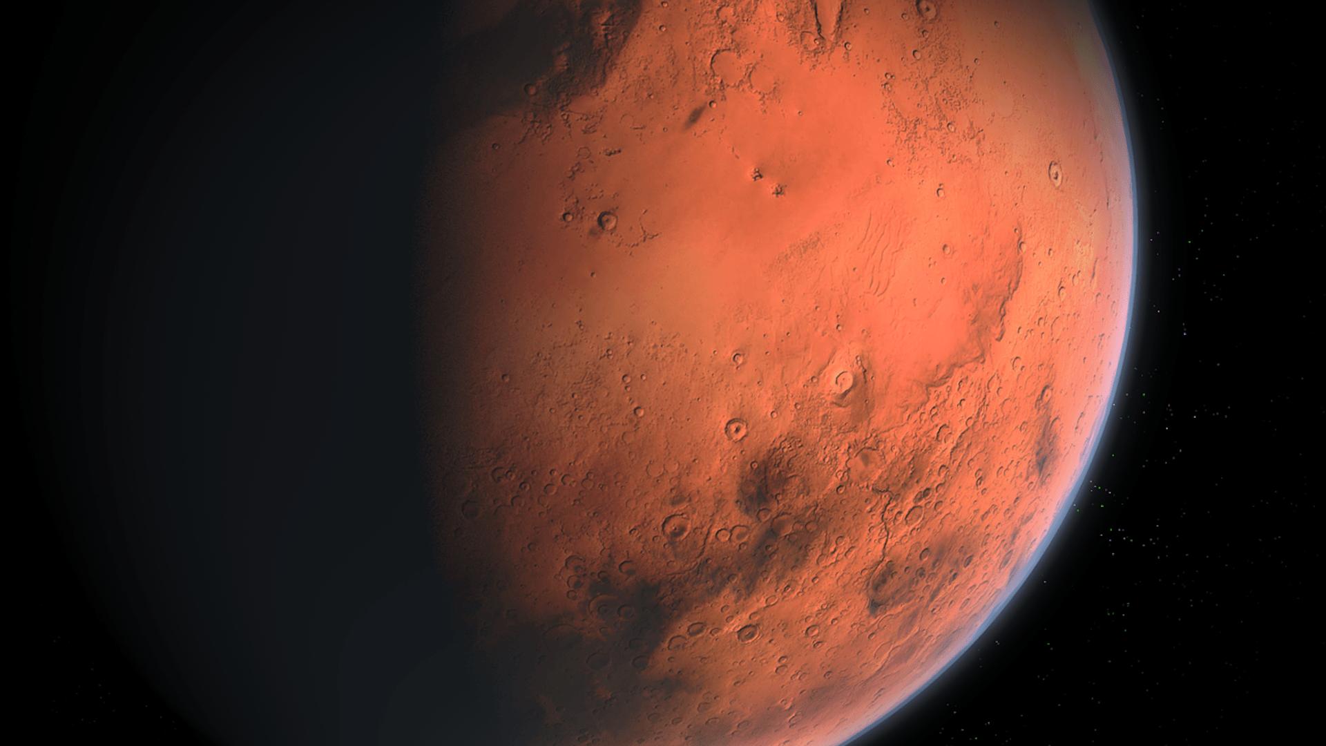 La NASA partage la meilleure photo d'InSight prise depuis l'espace