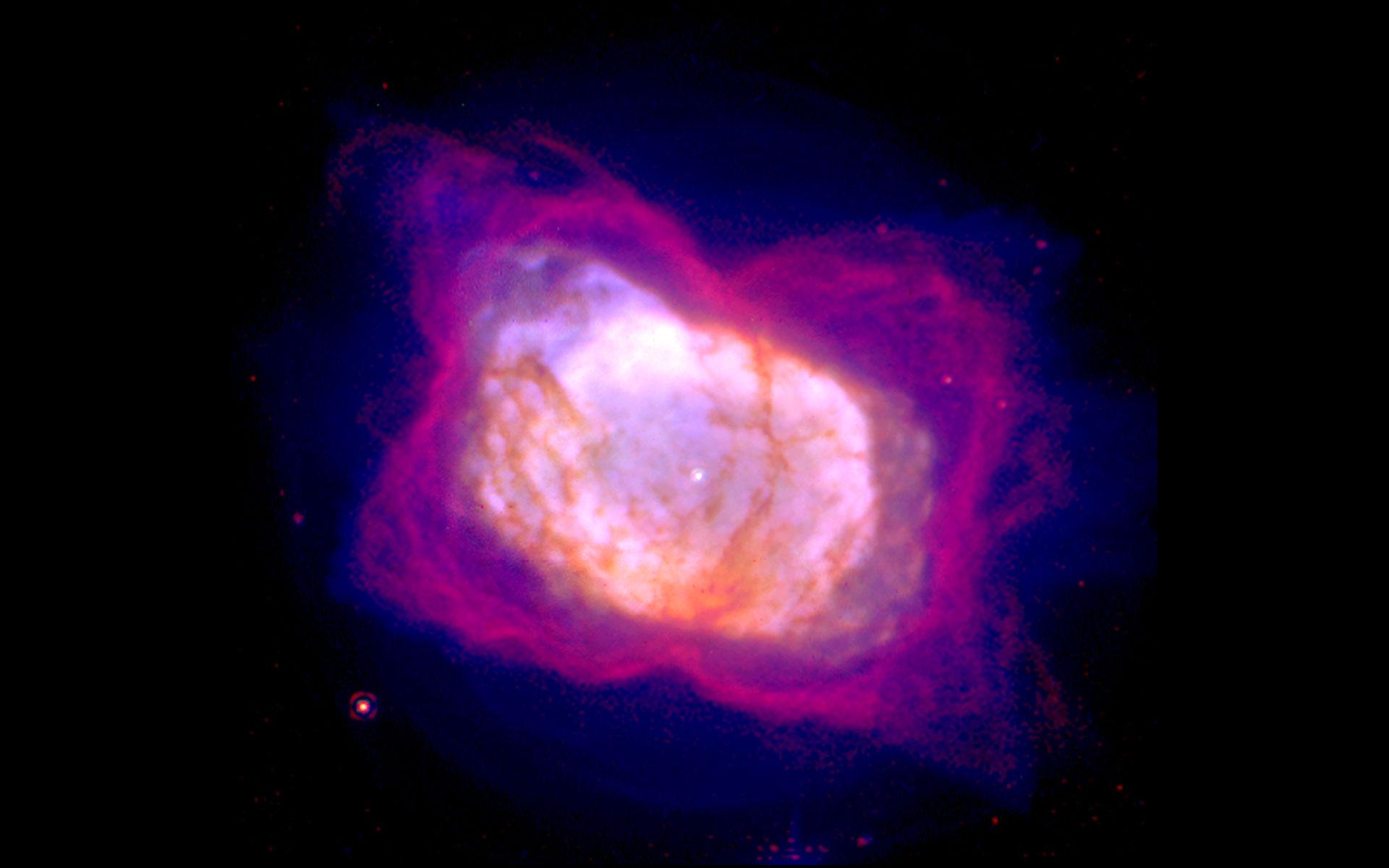 La toute première molécule formée dans l'univers a enfin été observée dans l'espace