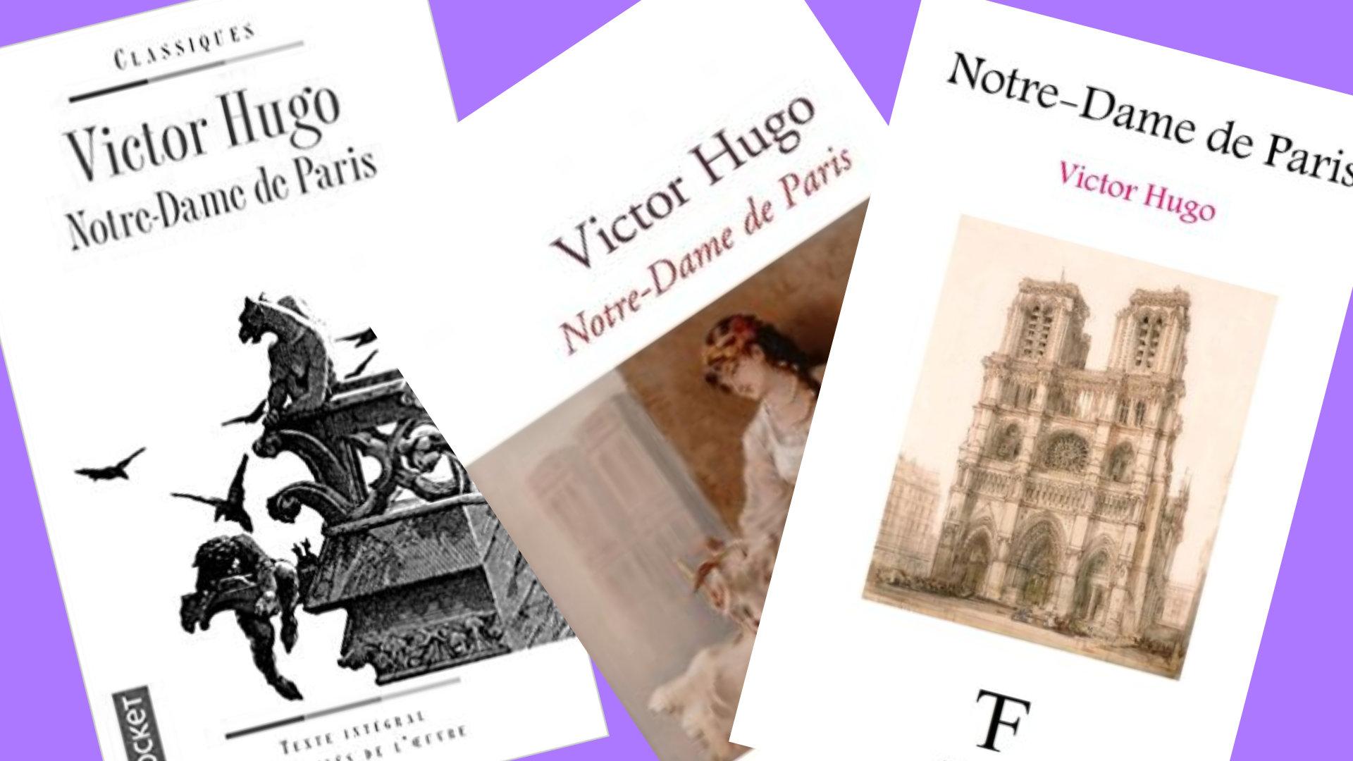 Notre Dame De Paris De Victor Hugo Au Sommet Des Ventes