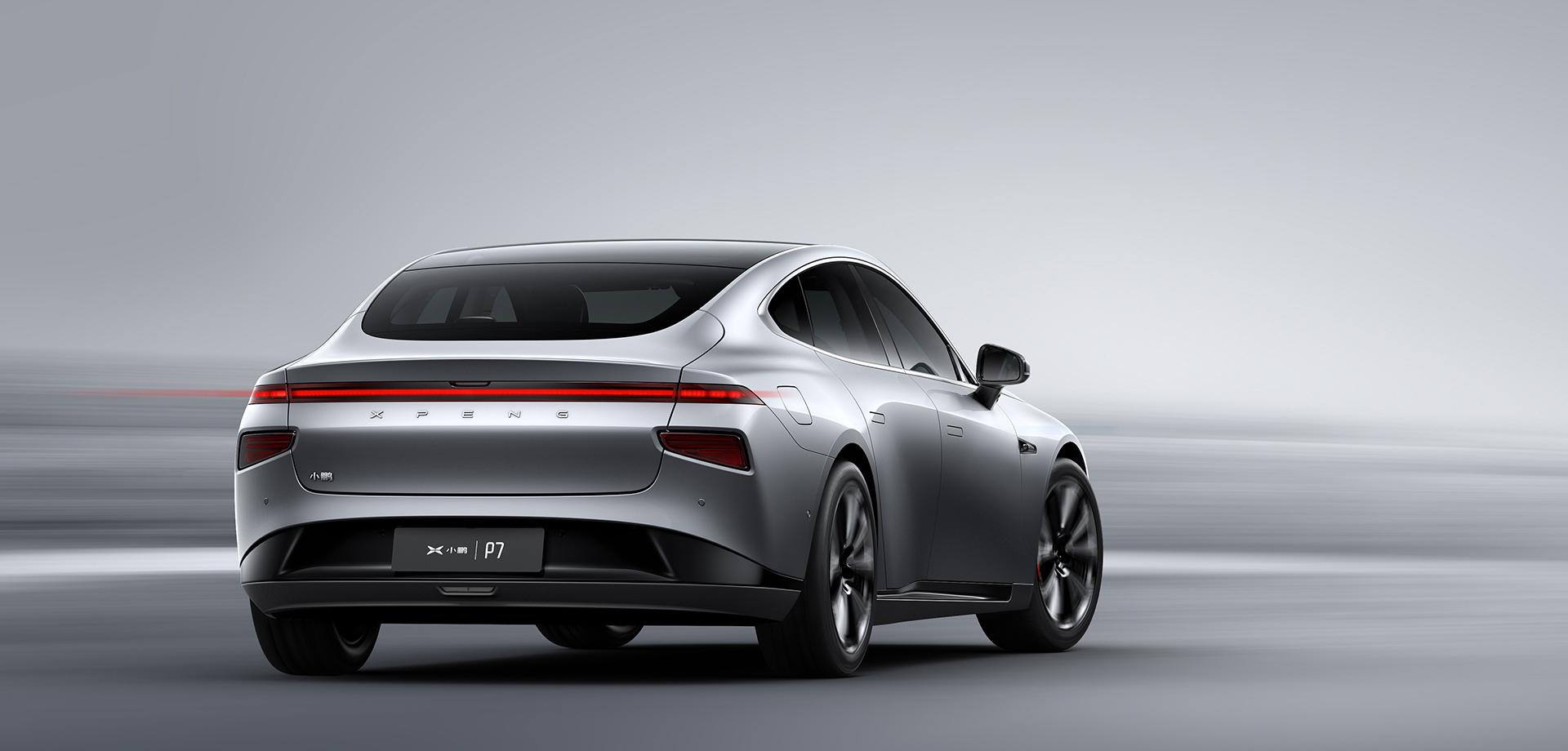 Après avoir copié la Model X, le « Tesla chinois » Xpeng dévoile une copie de la Model S