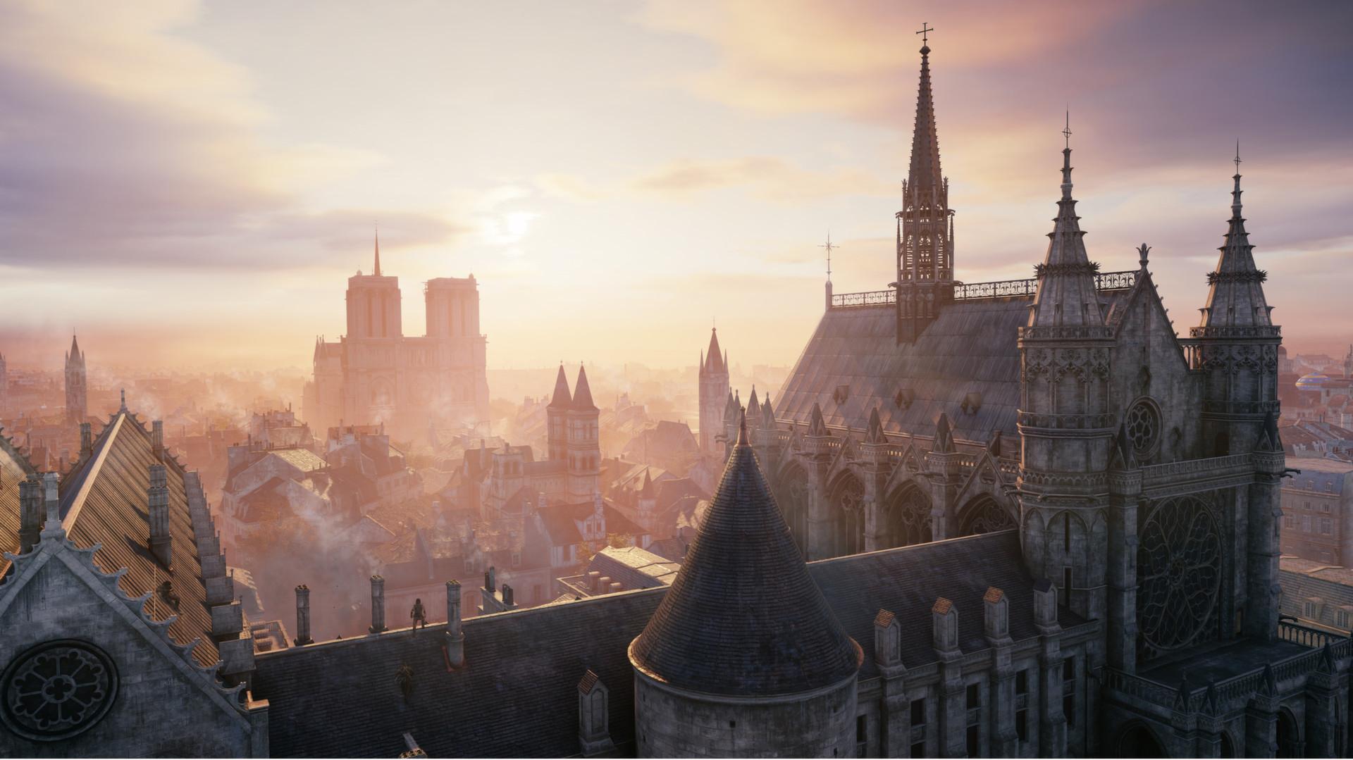 Ubisoft rend hommage à Notre-Dame de Paris en offrant Assassin's Creed Unity sur PC