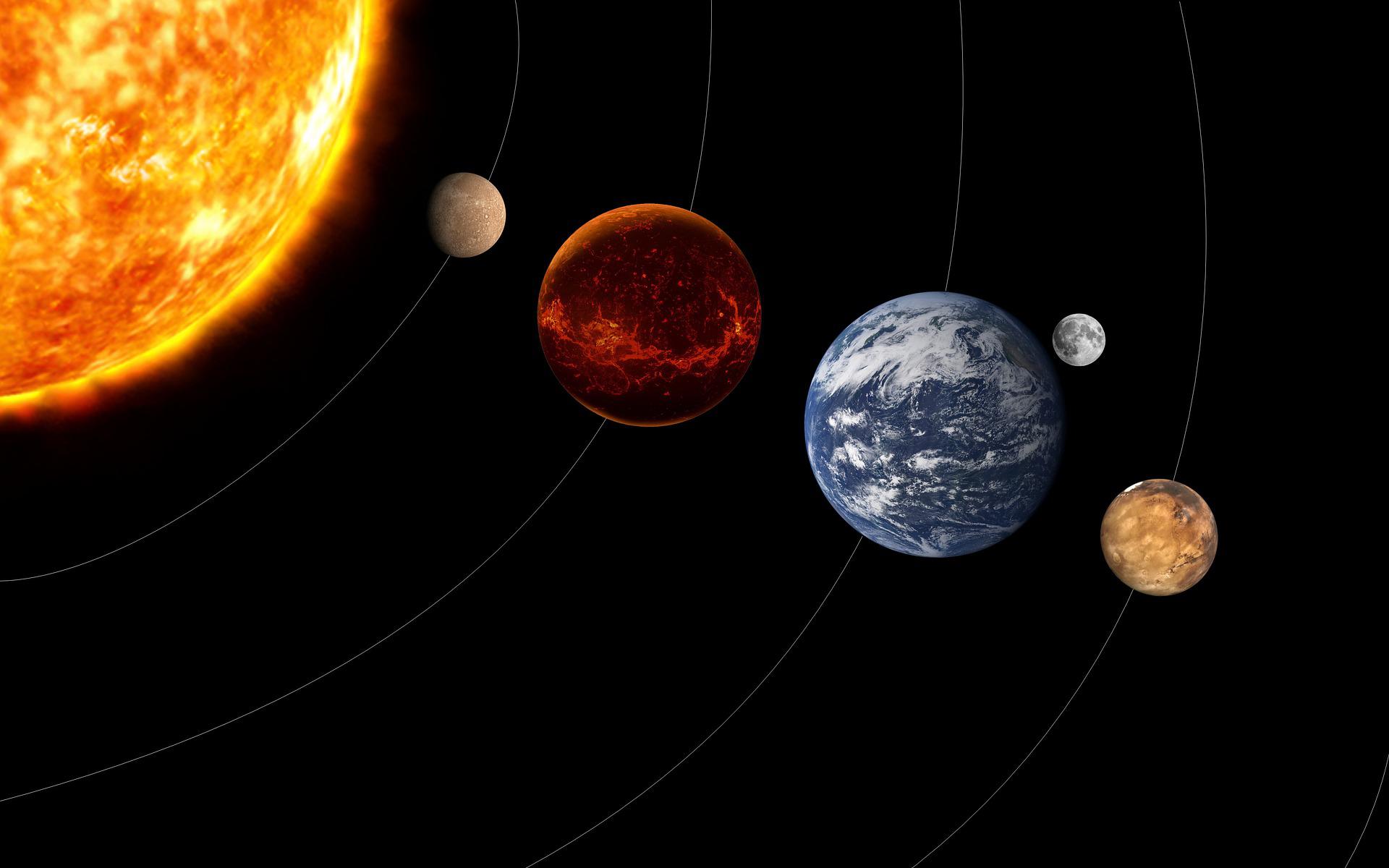 f504b6fe8 Lune, étoiles filantes, planètes : que regarder dans le ciel en mai ...