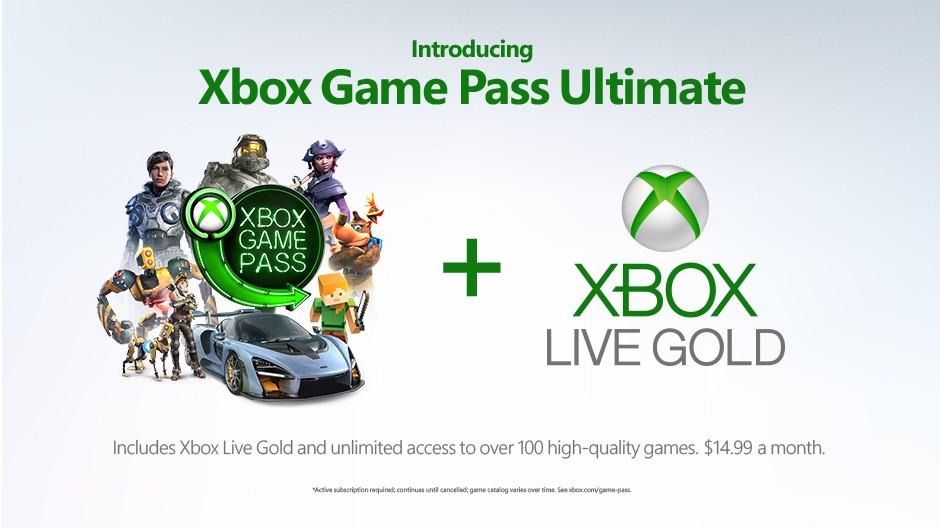 Pour 13 € par mois, Microsoft combine Game Pass et Xbox Live Gold : un bon plan ?