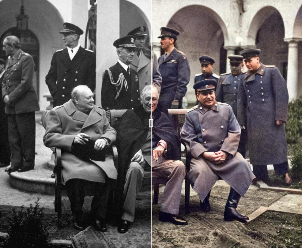 Yalta colorisé