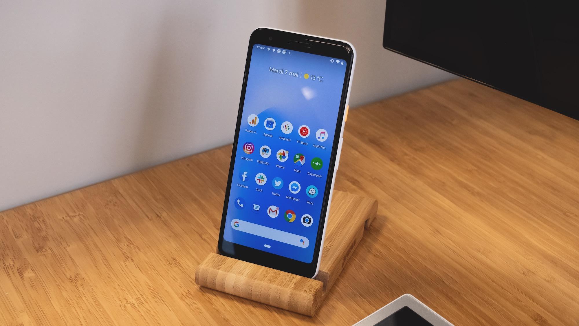 Google Pixel 3a Enfin Un Bon Smartphone Android Facile à