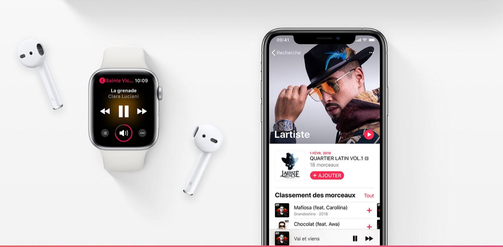 Apple Music débarque sur les enceintes Alexa, d'Amazon Echo à l'univers Sonos