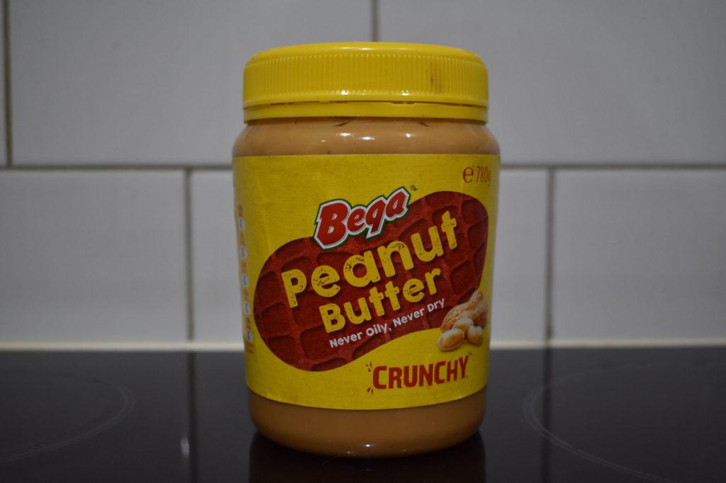 beurre cacahuète bega