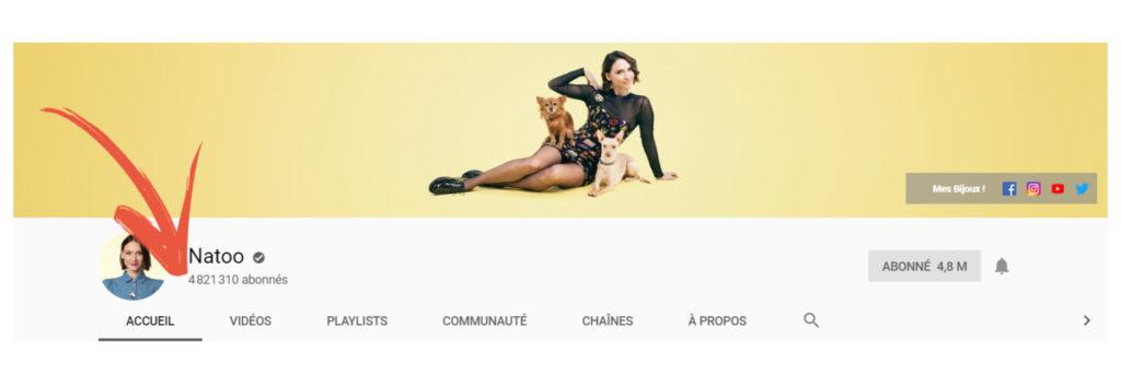YouTube modifie l'affichage du nombre d'abonnés Compteur-2-1024x342