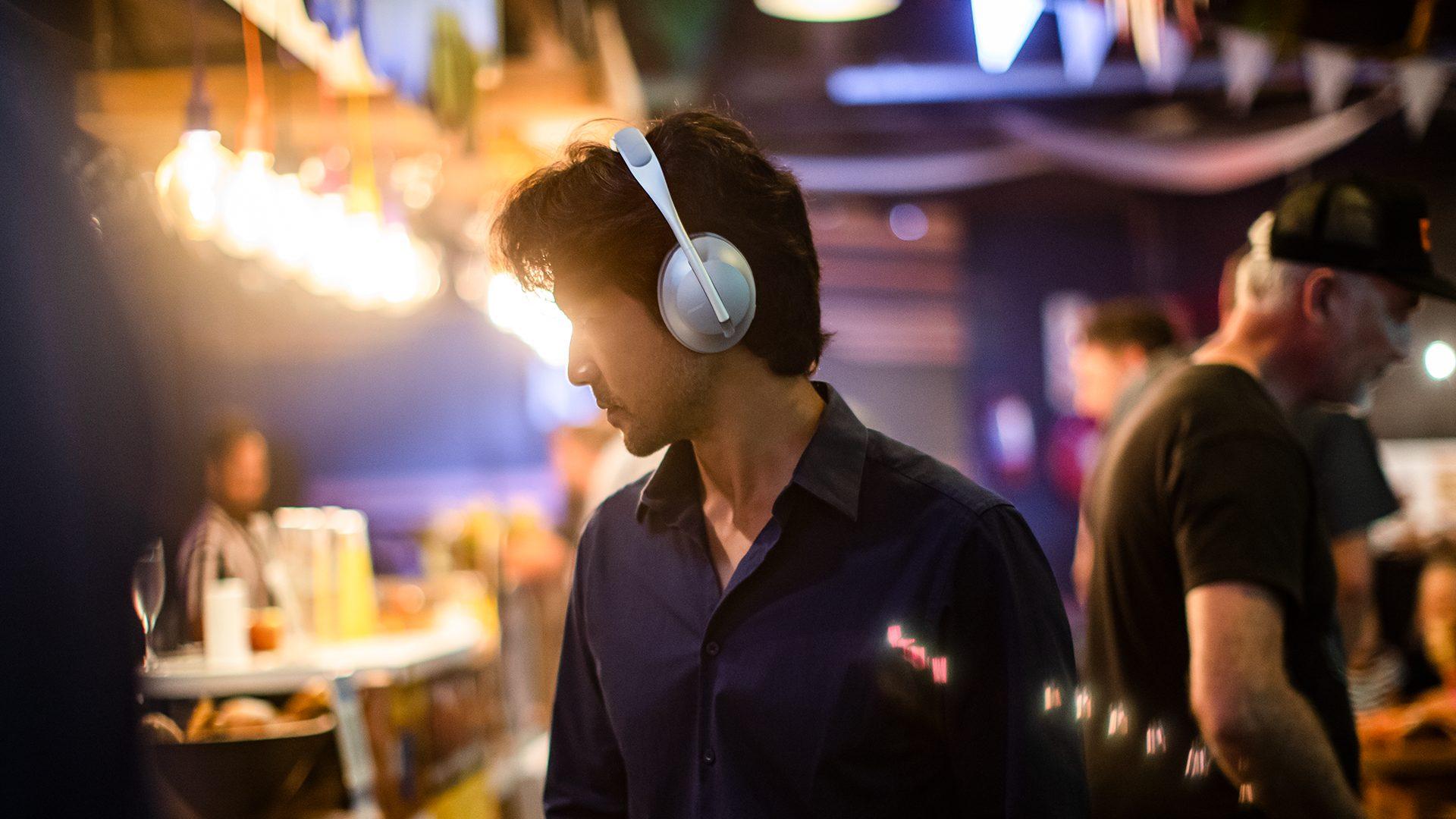 test casque bose headphones 700