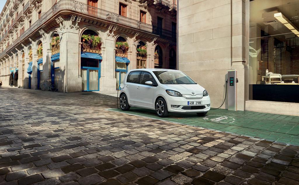 Skoda dévoile une voiture électrique ultra compacte à moins de 20 000 euros