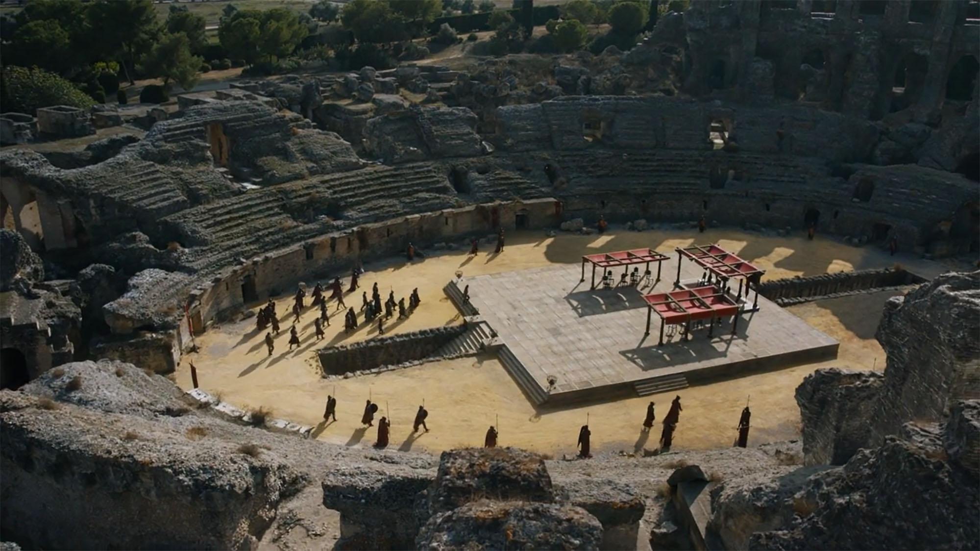 Reunión final Game of Thrones