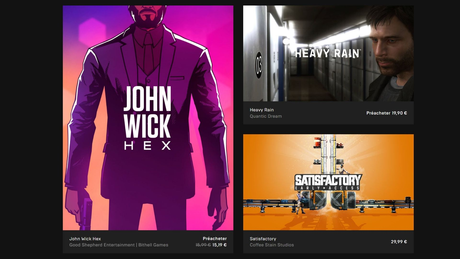 Epic Games Store : votre compte peut être bloqué    si vous achetez
