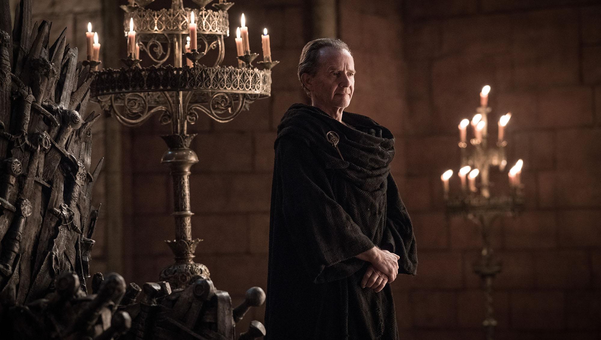 Main de la Reine de Cersei.