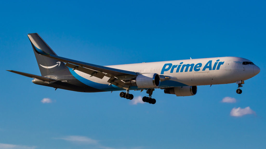 amazon prime air avion