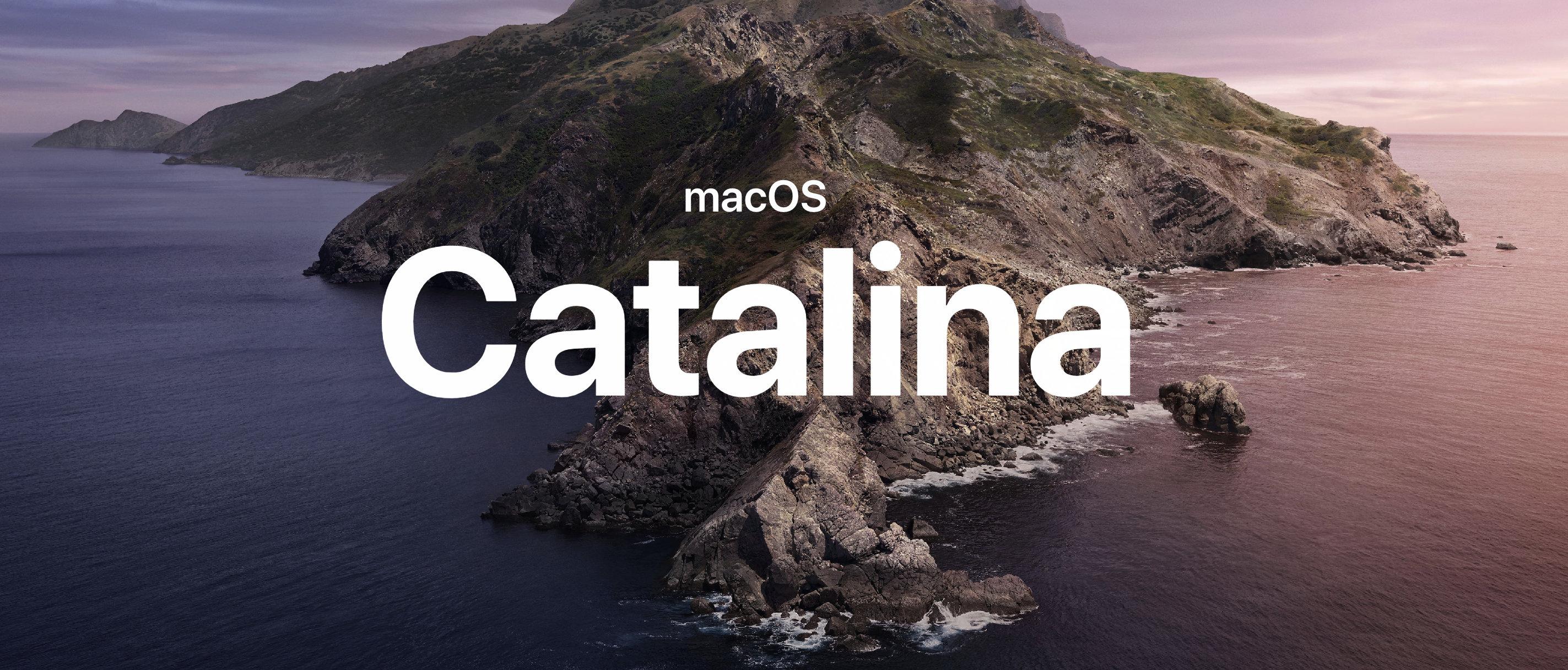 macOS 10.15 Catalina est sorti : nos 4 nouveautés préférées pour les Mac et les MacBook
