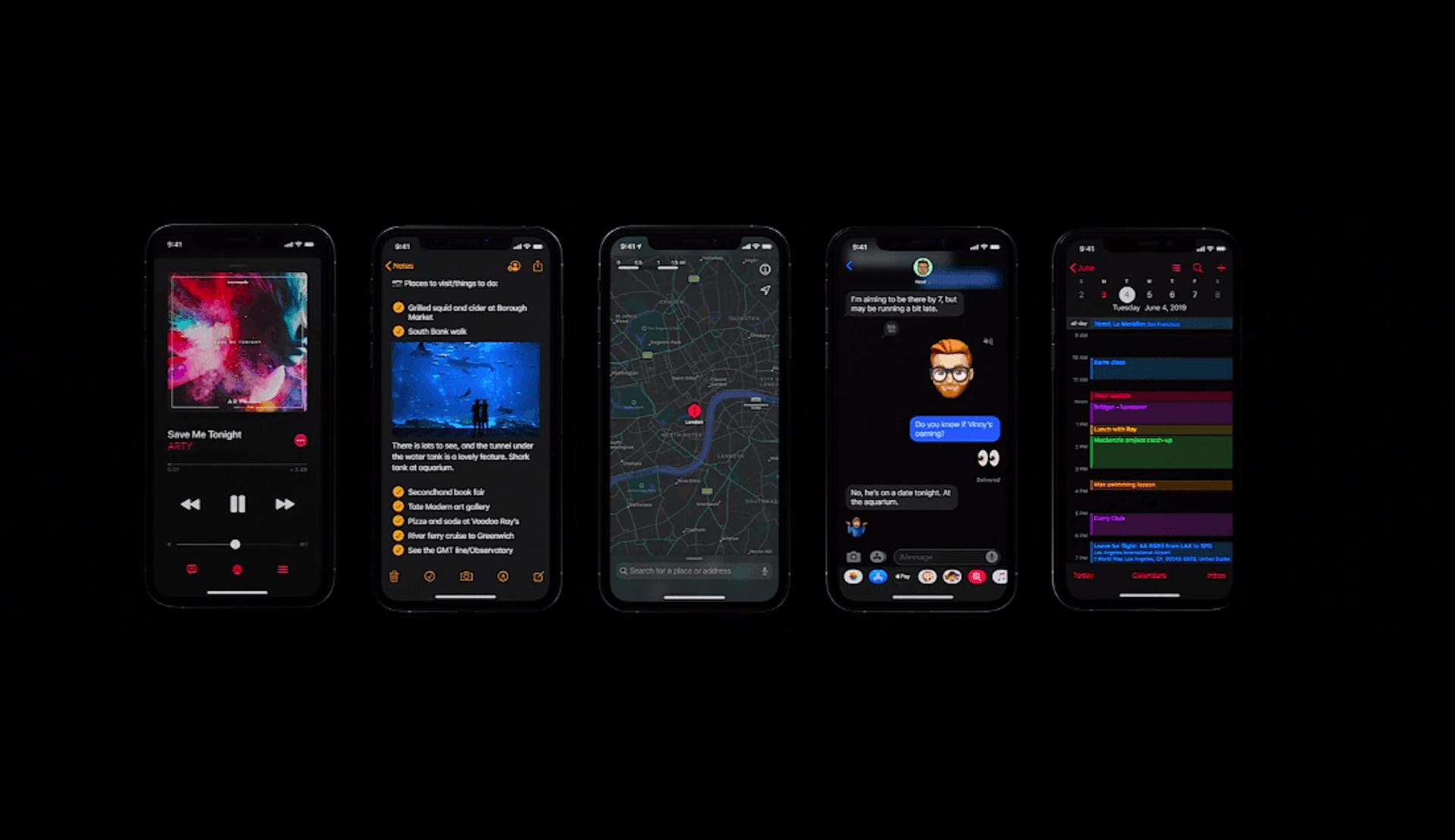 datation ADN App pour iPhone
