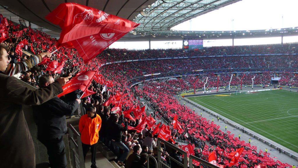 football sport stade supporter