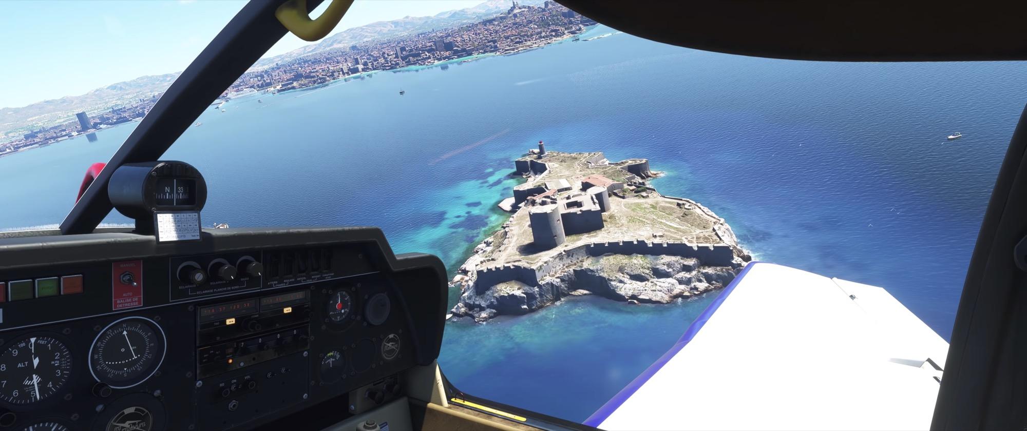 Nouveau Flight Simulator : à l'E3, Microsoft a déjà gagné la