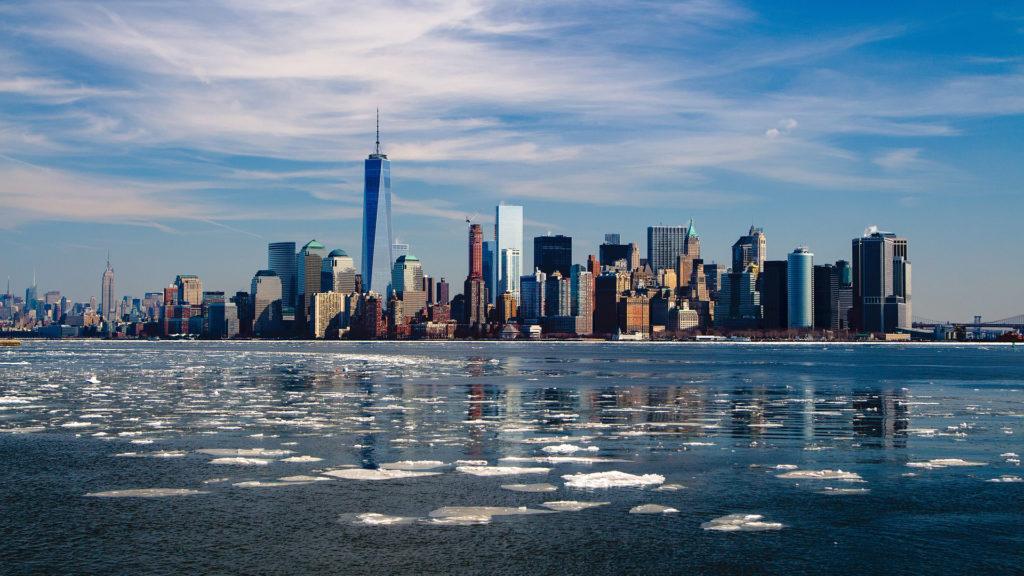 new york ville etats unis
