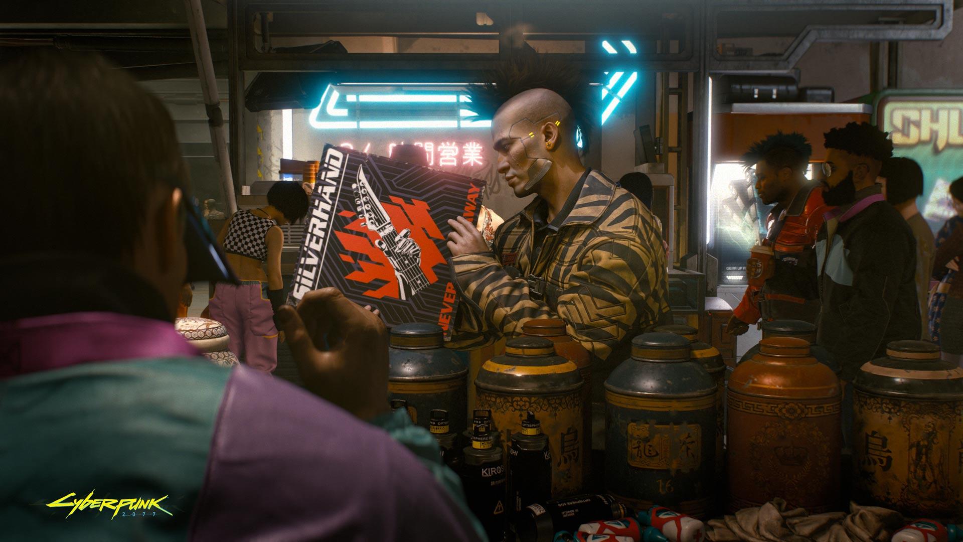 Cyberpunk 2077 est repoussé au mois de septembre