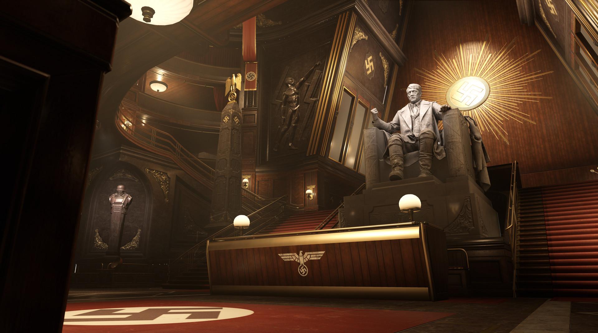 Test de Wolfenstein Youngblood sur Xbox One X : un coop rigolo entouré d'idées maladroites