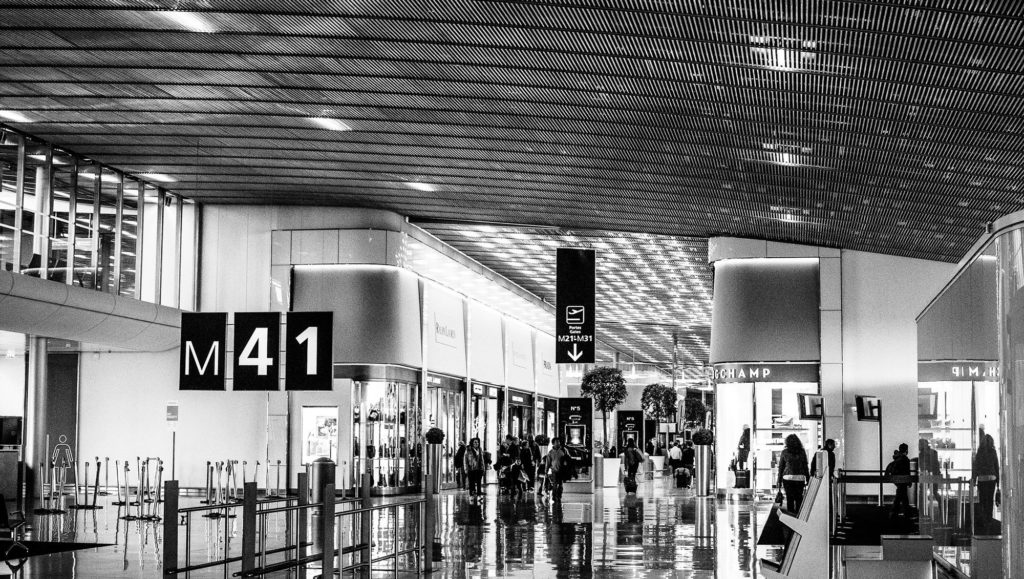 terminal Aéroport de Paris-Charles-de-Gaulle